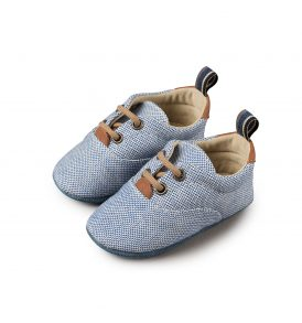 1064 ROYAL BLUE BABYWALKER SHOES
