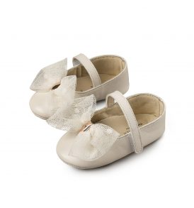 1573 IVORY BABYWALKER SHOES