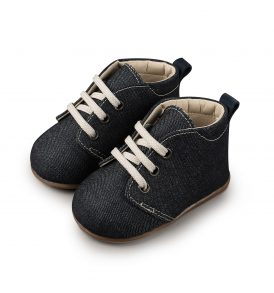 2027 BLUE BABYWALKER SHOES