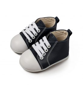 2028 BLUE BABYWALKER SHOES