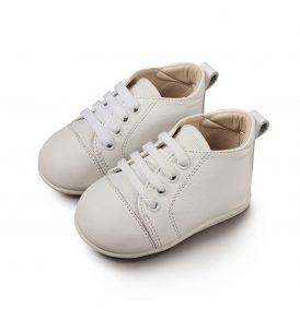 2028 WHITE BABYWALKER SHOES
