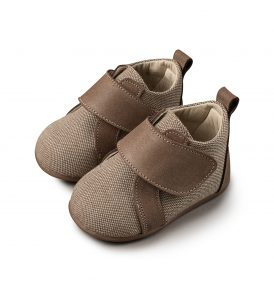 2049 BEIGE BABYWALKER SHOES