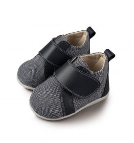 2049 BLUE BABYWALKER SHOES