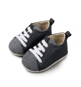 2051 BLUE BABYWALKER SHOES
