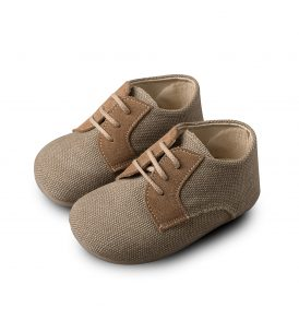3013 BEIGE BABYWALKER SHOES
