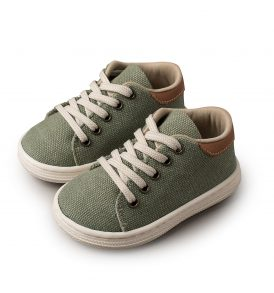3029 GREEN BABYWALKER SHOES