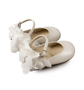 4638 IVORY BABYWALKER SHOES