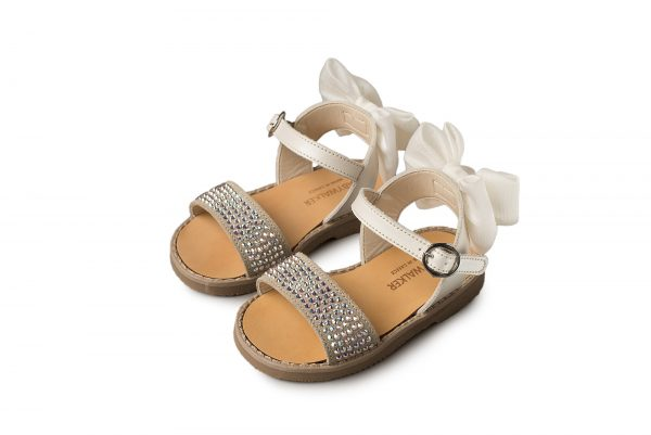 6034 IVORY BABYWALKER SHOES