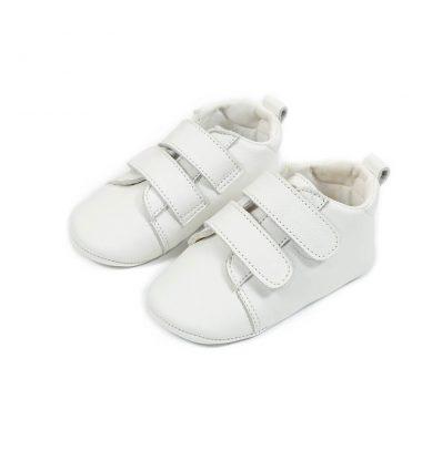 1091 WHITE BABYWALKER SHOES